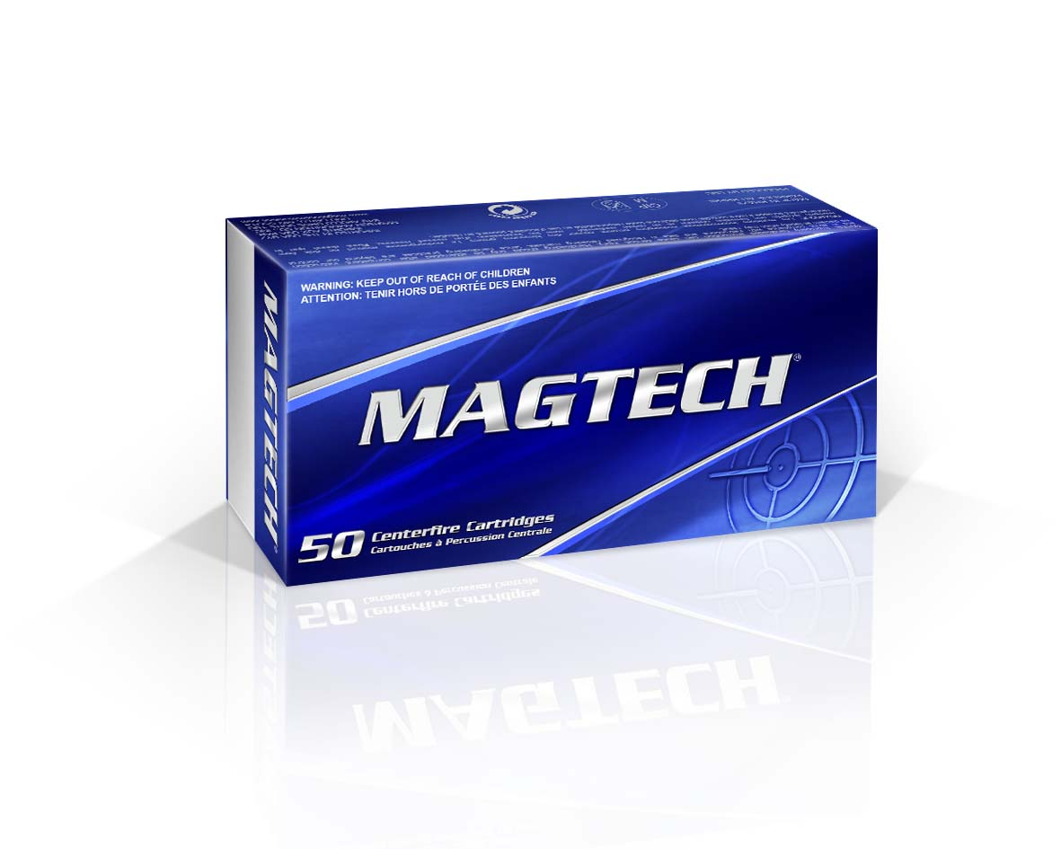 Magtech/CBC - 40 S&W 180 Grain Full Metal Jacket Flat