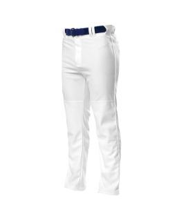 Pro Style Open Bottom Baggy Cut Baseball Pants