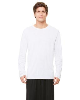 Men's Performance Triblend Long-Sleeve T-Shirt