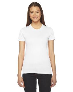 Ladie's Fine Jersey Short-Sleeve T-Shirt