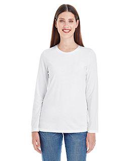 Ladies Fine Jersey Long-Sleeve Classic T-Shirt