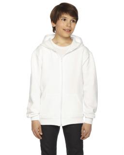 Youth Flex Fleece Zip Hoodie