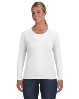 Ladie's Lightweight Long-Sleeve T-Shirt