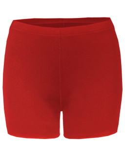 "Ladies 4"" Inseam Blended Compression Short"