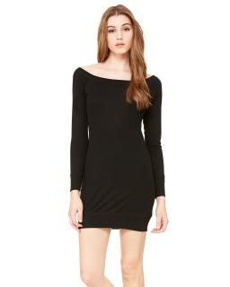 Ladies Lightweight Sweater Dress