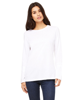 Ladie's Relaxed Jersey Long-Sleeve T-Shirt