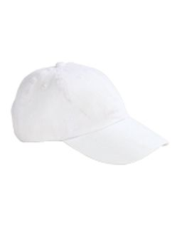 Youth Youth 6-Panel Brushed Twill Unstructured Cap