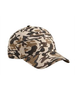 Structured Camo Hat