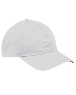 6-Panel Twill Unstructured Cap