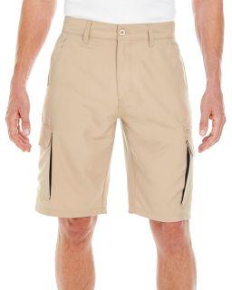 Men's Microfiber Cargo Short