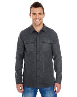 Men's Solid Flannel