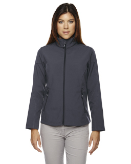 Ladie's Cruise Two-Layer Fleece Bonded Soft Shell Jacket