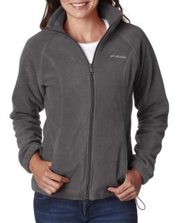 Ladie's Benton Springs™ Full-Zip Fleece