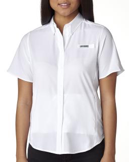Ladie's Tamiami™ Ii Short-Sleeve Shirt