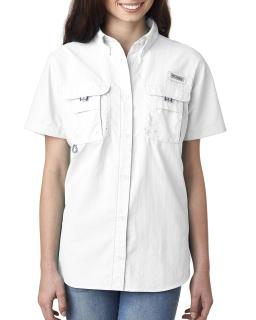Ladie's Bahama™ Short-Sleeve Shirt