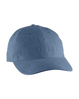Pigment-Dyed Canvas Baseball Cap