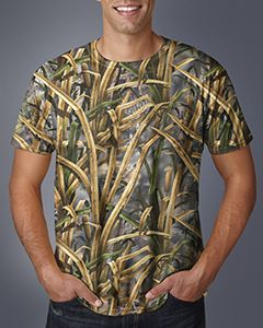 Adult Lynch Traditions® Camouflage T-Shirt