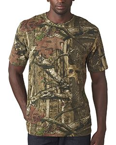 Adult Mossy Oak® Camouflage T-Shirt