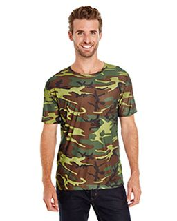 Adult Adult Performance Camouflage T-Shirt