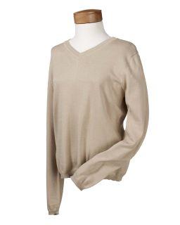 Ladie's V-Neck Sweater