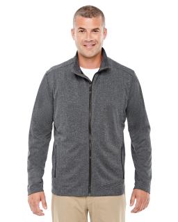 Men's Fairfield Herringbone Full-Zip Jacket