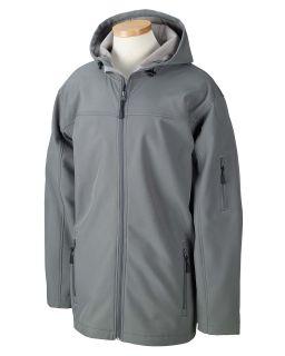 Men's Soft Shellhooded Jacket