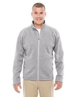 Men's Bristol Full-Zip Sweater Fleece Jacket