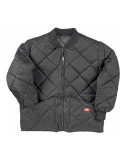 Mens 6 Oz. Diamond Quilt Jacket