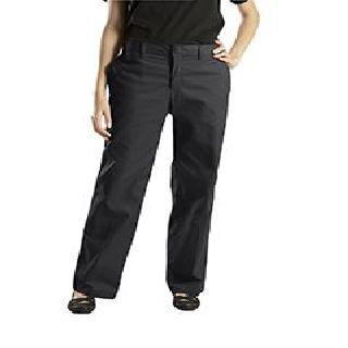 6.75 Oz. Womens Premium Flat Front Pant