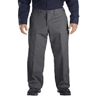 Men's 7.75 Oz. Industrial Flat Front Pant