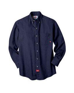 8 Oz Denim Long Sleeve Shirt