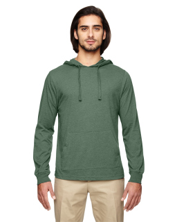 Unisex 4.25 Oz. Blended Eco Jersey Pullover Hoodie