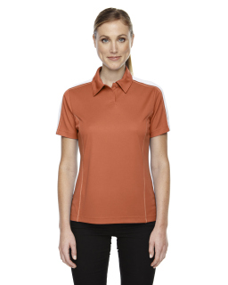Ladie's Eperformance™ Pique Colorblock Polo