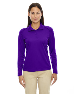 Ladie's Eperformance™ Snag Protection Long-Sleeve Polo