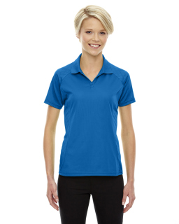 Ladie's Eperformance™ Stride Jacquard Polo