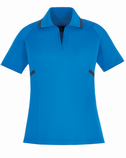 Ladie's Eperformance™ Propel Interlock Polo With Contrast Tape