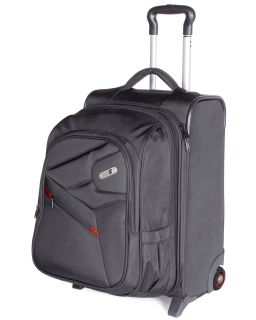 2-In-1 Luggage w/Detachable Backpack