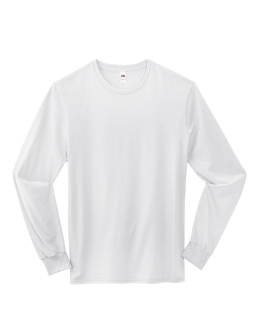 Adult 4.7 Oz. Sofspun® Jersey Long-Sleeve T-Shirt
