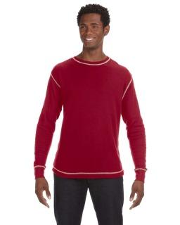 Men's Men's Vintage Long-Sleeve Thermal T-Shirt