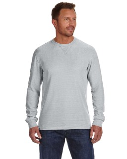 Mens Mens Vintage Zen Thermal Long-Sleeve T-Shirt