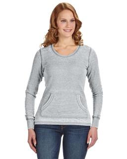 Ladie's Ladie's Zen Thermal Long-Sleeve T-Shirt