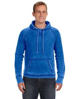 Adult Adult Vintage Zen Fleece Pullover Hood