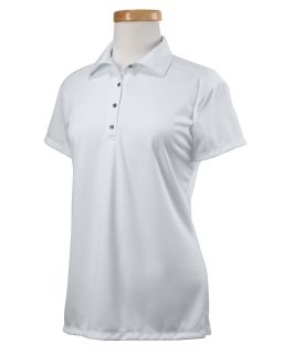 Ladie's 4.1 Oz., Dri-Power® Sport Closed Hole Mesh Polo
