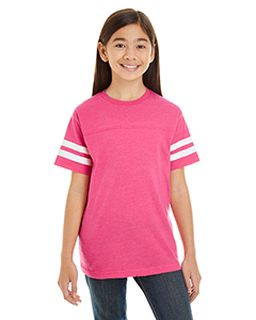 Youth Football Fine Jersey T-Shirt