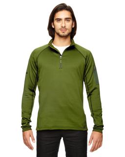Men's Stretch Fleece Half-Zip