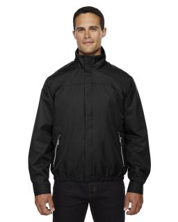 Mens Bomber Micro Twill Jacket