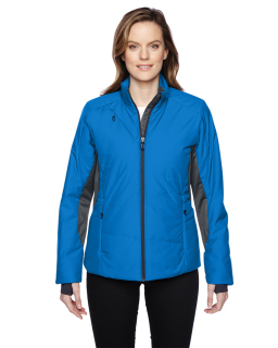 Ladie's Immerge Insulated Hybrid Jacket With Heat Reflect Technology
