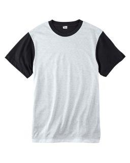 Adult Sublivie Adult Blackout Sublimation Polyester T-Shirt