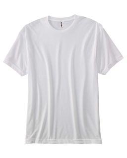 Adult Sublivie Adult Sublimation Polyester T-Shirt
