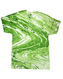 Youth Marble Tie-Dyed T-Shirt